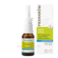 Pranarom Allergoforce Spray Nasal à FLEURANCE