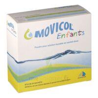 MOVICOL ENFANTS, poudre pour solution buvable en sachet-dose à FLEURANCE
