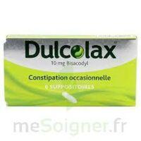 DULCOLAX 10 mg, suppositoire à FLEURANCE