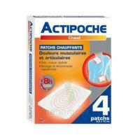 Actipoche Patch chauffant douleurs musculaires B/4 à FLEURANCE