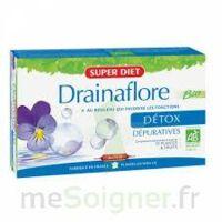 DRAINAFLORE BIO DETOX AMPOULE, bt 20 à FLEURANCE
