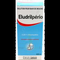 ELUDRILPERIO 0,2 %, solution pour bain de bouche à FLEURANCE