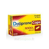 DOLIPRANECAPS 1000 mg Gélules Plq/8 à FLEURANCE