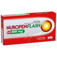 NUROFENFLASH 400 mg Comprimés pelliculés Plq/12 à FLEURANCE