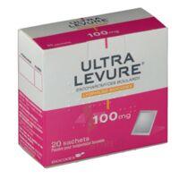 ULTRA-LEVURE 100 mg Poudre pour suspension buvable en sachet B/20 à FLEURANCE