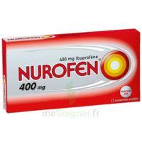 NUROFEN 400 mg Comprimés enrobés Plq/12 à FLEURANCE