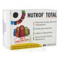 Nutrof Total Caps Visée Oculaire B/60 à FLEURANCE