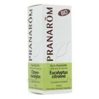 Huile Essentielle Eucalyptus Citronne Bio Pranarom 10 Ml à FLEURANCE