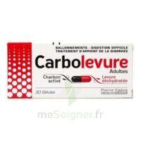 CARBOLEVURE Gélules adulte Plq/30 à FLEURANCE