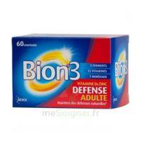 Bion 3 Défense Adulte Comprimés B/60 à FLEURANCE