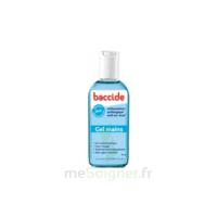 Baccide Gel mains désinfectant sans rinçage 75ml à FLEURANCE