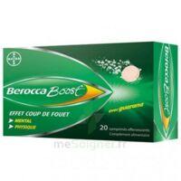 Beroccaboost Comprimés Effervescents B/20 à FLEURANCE