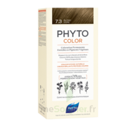 Phytocolor Kit Coloration Permanente 7.3 Blond Doré à FLEURANCE