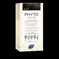 Phytocolor Kit Coloration Permanente 5 Châtain Clair à FLEURANCE
