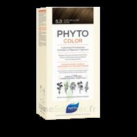 Phytocolor Kit Coloration Permanente 5.3 Châtain Clair Doré à FLEURANCE