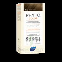 Phytocolor Kit Coloration Permanente 6.3 Blond Foncé Doré à FLEURANCE