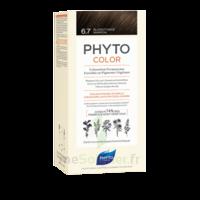 Phytocolor Kit Coloration Permanente 6.7 Blond Foncé Marron à FLEURANCE
