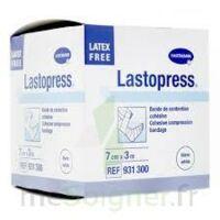 Lastopress® Bande De Compression Cohésive 7 Cm X 3 Mètres - Coloris Chair à FLEURANCE