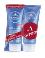 Laino Hydratation au Naturel Crème mains Cire d'Abeille 3*50ml à FLEURANCE