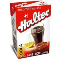 Halter Bonbon sans sucre Cola B/40g à FLEURANCE