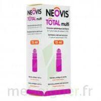 NEOVIS TOTAL MULTI S ophtalmique lubrifiante pour instillation oculaire Fl/15ml à FLEURANCE