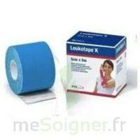 LEUKOTAPE K Sparadrap bleu 5cmx5m à FLEURANCE