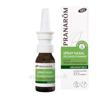 Aromaforce Solution Nasale Dégage Le Nez 15ml à FLEURANCE