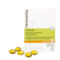 Oléocaps 2 Caps santé intestinale bio B/30 à FLEURANCE
