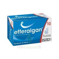 EFFERALGANMED 1 g Cpr eff T/8 à FLEURANCE