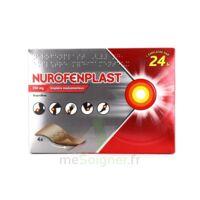 NUROFENPLAST 200 mg Emplâtre médic 4Sach à FLEURANCE