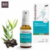 Pranarom Aromastop Spray instant libération rapide Fl/15ml à FLEURANCE