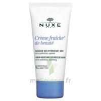 Crème Fraiche® De Beauté - Masque Hydratant 48h Et Anti-pollution50ml à FLEURANCE
