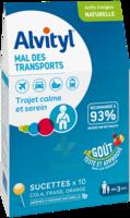 Alvityl Sucette Mal Des Transports B/10 à FLEURANCE