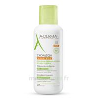 Aderma Exomega Control Crème émolliente Pompe 400ml à FLEURANCE