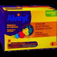 Alvityl Resist Solution buvable 8 Fioles à FLEURANCE