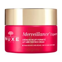 Acheter Nuxe Merveillance Expert Crème enrichie Rides installées et Fermeté Pot/50ml Promo -5€ à FLEURANCE