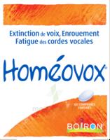 Boiron Homéovox Comprimés à FLEURANCE