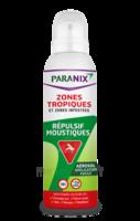 Paranix Moustiques Lotion Zones Tropicales Aérosol/125ml à FLEURANCE