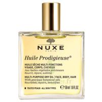 Huile prodigieuse®- huile sèche multi-fonctions visage, corps, cheveux50ml à FLEURANCE