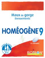 Boiron Homéogène 9 Comprimés à FLEURANCE
