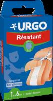 Urgo Résistant Pansement Bande à Découper Antiseptique 6cm*1m à FLEURANCE