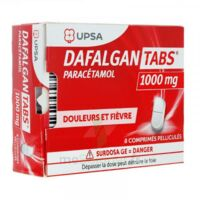Dafalgantabs 1 G Cpr Pell Plq/8 à FLEURANCE