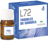 Lehning L72 Solution Buvable En Gouttes 1fl/30ml à FLEURANCE